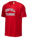 Berryhill High SchoolYearbook