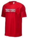 Three Forks High School