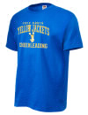 Jeff Davis High SchoolCheerleading