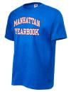 Manhattan High SchoolYearbook
