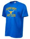 Hamshire Fannett High SchoolArt Club