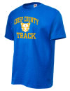 Crisp County High SchoolTrack