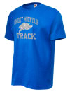 Smoky Mountain High SchoolTrack