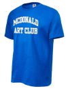 Mcdonald High SchoolArt Club