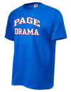 Fred J Page High SchoolDrama