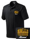 Halls High SchoolYearbook