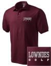 Lowndes High SchoolGolf