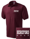 Hereford High SchoolGolf