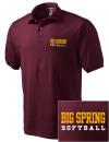 Big Spring High SchoolSoftball