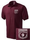 Johnson County High SchoolFootball