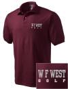 W F West High SchoolGolf