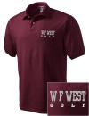 W F West High SchoolGolf