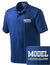 Model High SchoolCheerleading