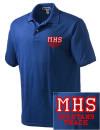 Moberly High SchoolTrack