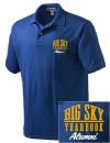 Big Sky High SchoolYearbook
