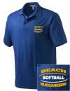 Beach High SchoolSoftball