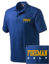 Foreman High SchoolGolf