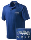 Coleman High SchoolGolf