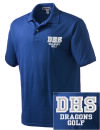 Deridder High SchoolGolf