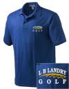 L B Landry High SchoolGolf