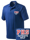 Fred J Page High SchoolGolf