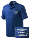 Mccallum High SchoolSoftball