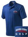Brooks County High SchoolGolf