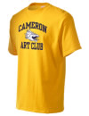 Cameron High SchoolArt Club