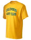 Columbus High SchoolArt Club