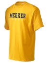 Meeker High SchoolGolf
