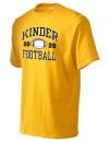 Kinder High SchoolFootball