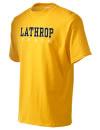 Lathrop High SchoolTrack