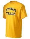 Hysham High SchoolTrack