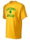 Lake County High SchoolArt Club