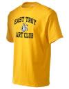 East Troy High SchoolArt Club