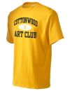 Cottonwood High SchoolArt Club