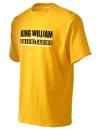 King William High SchoolCheerleading
