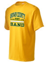 Brown County High SchoolBand