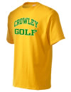 Crowley High SchoolGolf