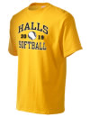 Halls High SchoolSoftball