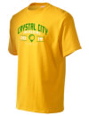 Crystal City High SchoolGolf