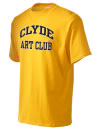 Clyde High SchoolArt Club