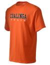 Coalinga High SchoolTrack