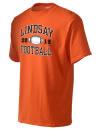 Lindsay High SchoolFootball