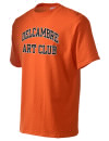 Delcambre High SchoolArt Club