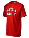 Attica High SchoolGolf