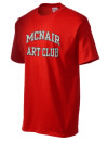 Mcnair High SchoolArt Club