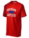 Brien Mcmahon High SchoolArt Club