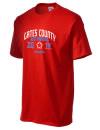 Gates County High SchoolCheerleading