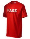 Page High SchoolGymnastics
